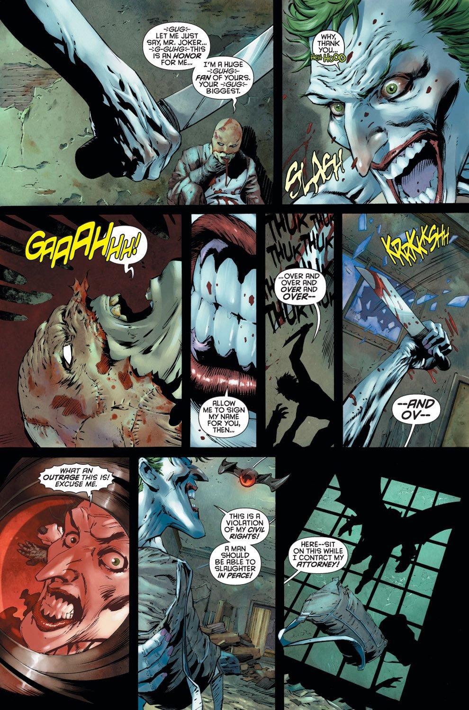 Batman Detective Comics Vol 1 Faces Of Death The New 52