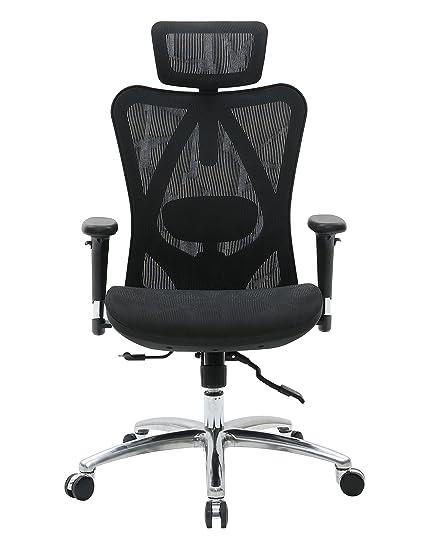 e19cf409613 Amazon.com   Sihoo Ergonomic Office Chair