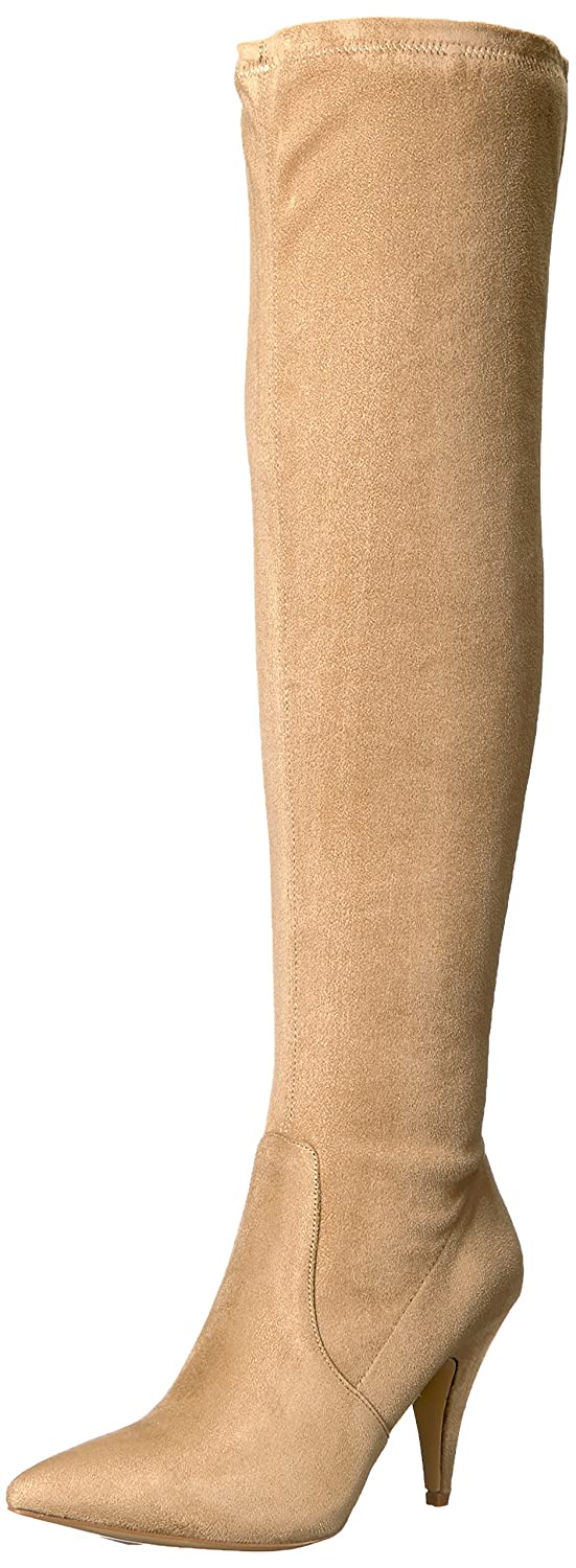 Carlos by Carlos Santana Women's Melody Over the Knee Boot B075DH7DPJ 5 B(M) US|Sand