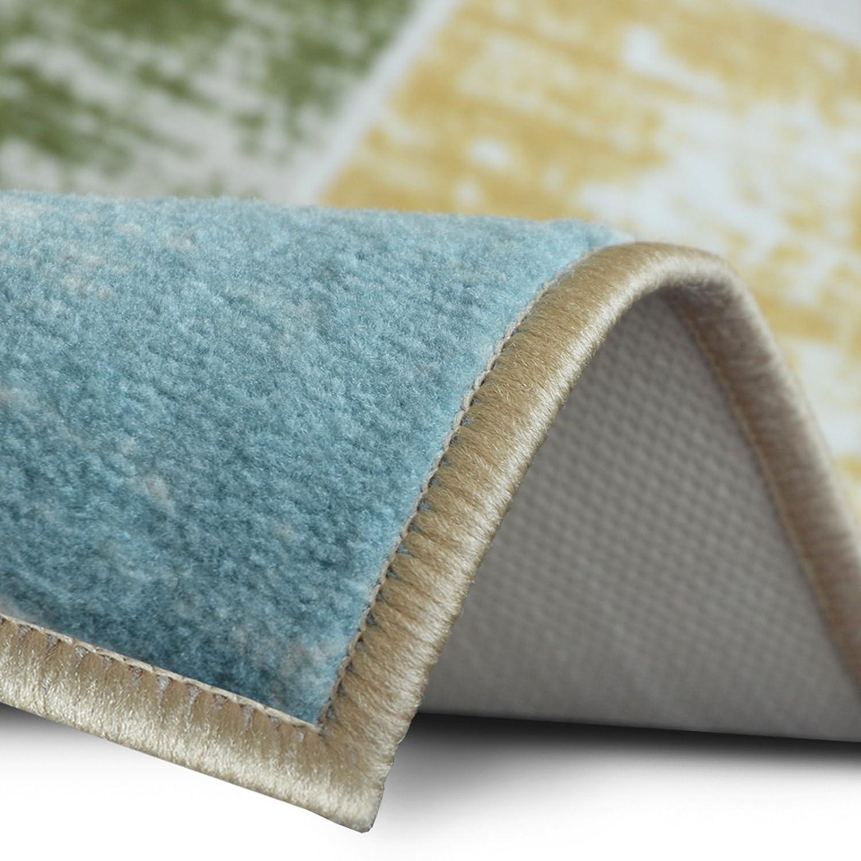 Teppichlaufer Capera Patchwork Muster Im Vintage Look Viele