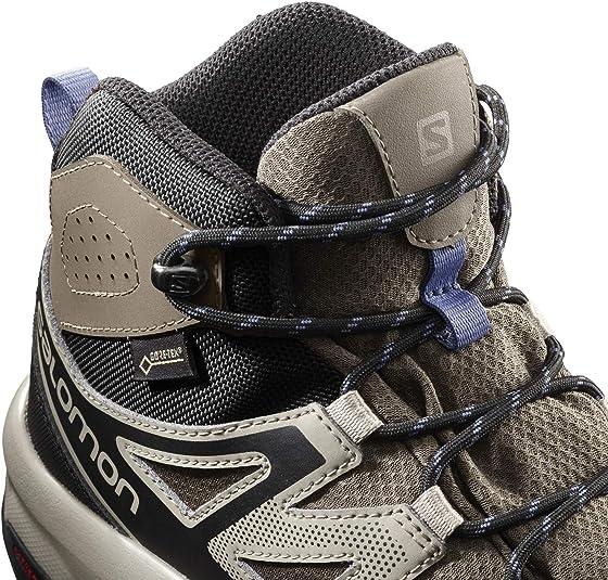 Salomon X Ultra 3 Prime GTX Scarpe da escursionismo e Multifunzione Impermeabili Uomo amazon shoes grigio Pelle