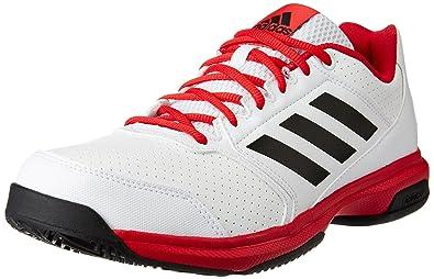 newest collection b334b e0019 adidas Adizero Attack Tennis - Trainers for Men, 4713, White