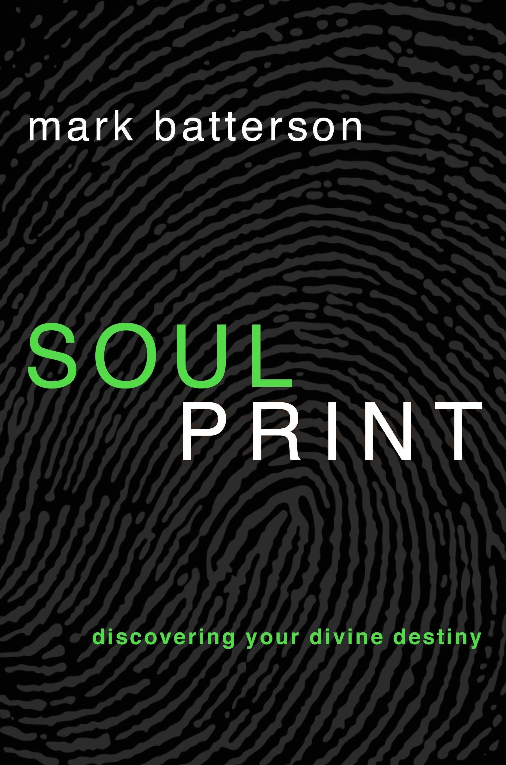 Soulprint: Discovering Your Divine Destiny pdf