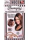 Bumpits 21431 Hair volumizing Leave-in Inserts, Light Brown