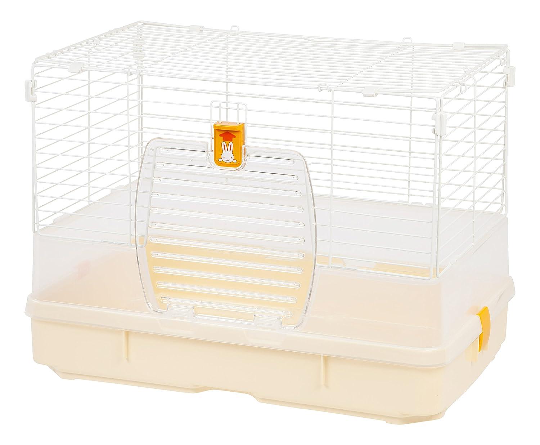 IRIS Small Wire Animal House, White