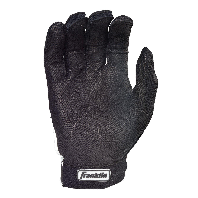 Black batting gloves - Amazon Com Franklin Sports Neo Classic Series Batting Gloves Sports Outdoors