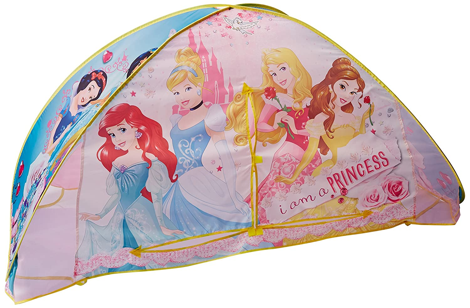 sc 1 st  Amazon.ca & Playhut Disney Princess Bed Tent Playhouse Playhouses - Amazon Canada