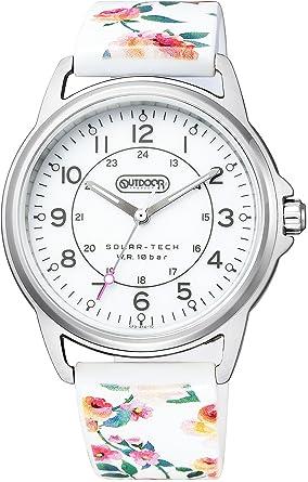 95aaacd844 [シチズン]腕時計 OUTDOOR PRODUCTS アウトドアプロダクツ FORISシリーズ ソーラーテック KP3-414-