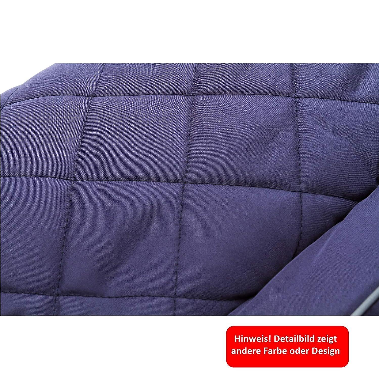 FILLIKID hiver Chancelière Diamond Polyester Fusssack Gris