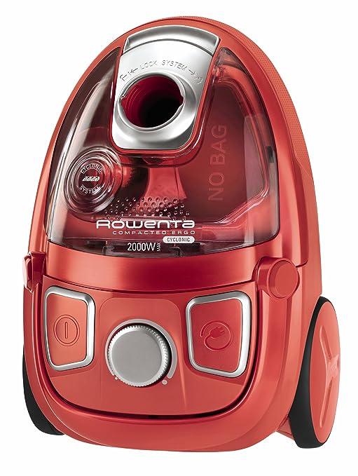 Rowenta Compacteo - Aspiradora sin bolsa, 2000 W, 28 kPa