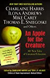 An Apple for the Creature (Wheeler Large Print Book Series)