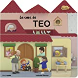 Teo en tren (Teo descubre el mundo): Amazon.es: Denou, Violeta: Libros
