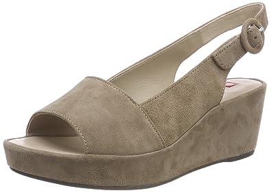fb515b6015bf HÖGL Women s 5-10 3202 Flatform Sandals  Amazon.co.uk  Shoes   Bags