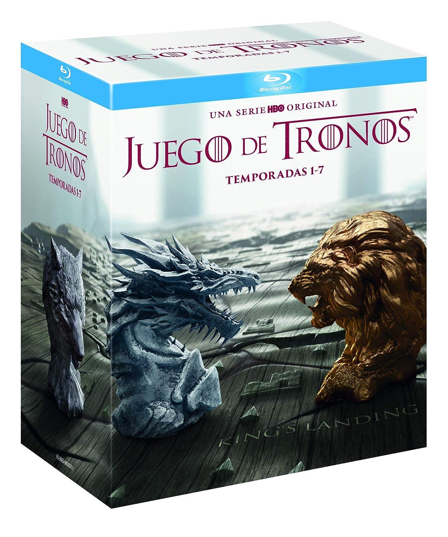 Juego De Tronos Temporada 1-7 Blu-Ray [Blu-ray]: Amazon.es: Lena ...
