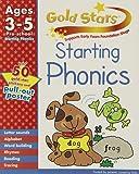 Goldstars Learning Phonics 3-5 (Gold Stars Pre School Workbook)