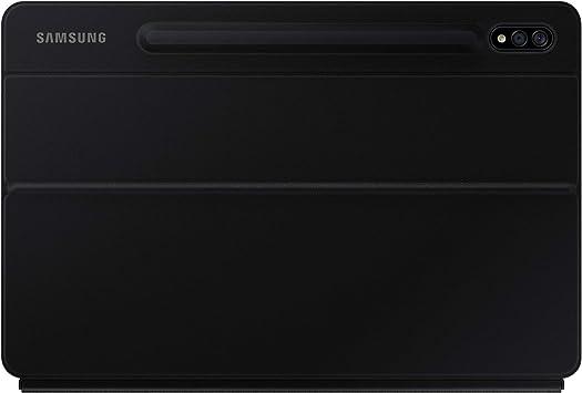 Samsung Funda para Teclado Galaxy Tab S7, Color Negro