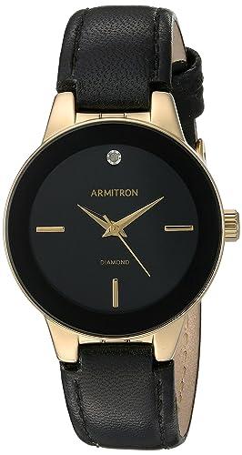 Reloj - Armitron - para - 75 5410BKGPBK  Amazon.es  Relojes 0470bf856169