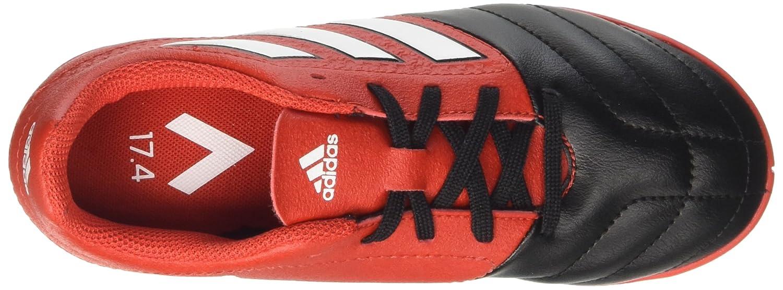 sports shoes b3e99 ac029 adidas Unisex-Kinder Ace 17.4 in Fußballschuhe Amazon.de Schuhe   Handtaschen