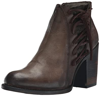 5fc36c8791e3 Amazon.com | Freebird Women's Brook, Stone 6 M US | Ankle & Bootie