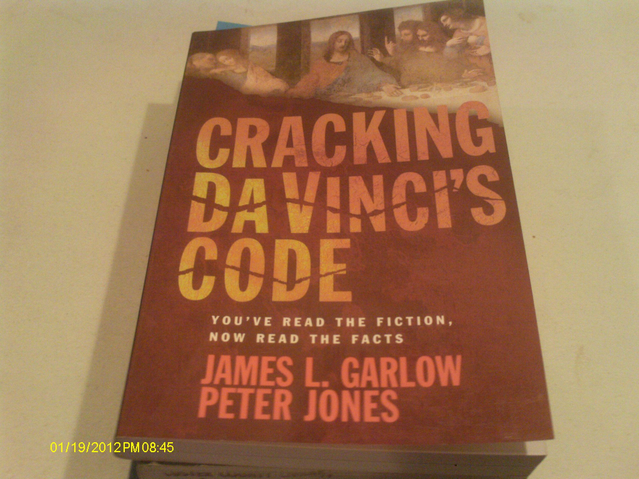 Download Cracking Da Vinci's Code - You've Read The Fiction, Now Read The Facts pdf