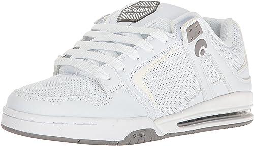 Osiris Loot Chaussures-blanc//gris//blanc