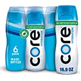 CORE Hydration Nutrient Enhanced Water, .5 L bottles, 6 Pack