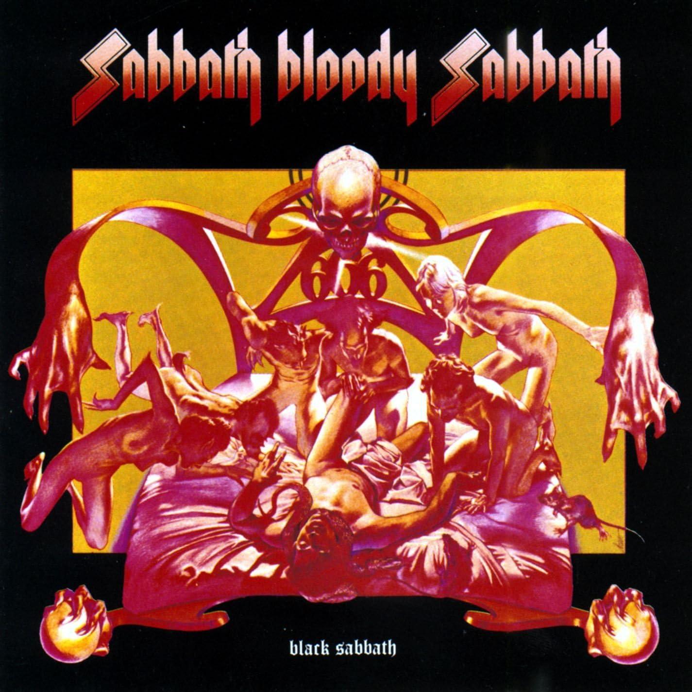 Sabbath Bloody Sabbath | Amazon.com.br