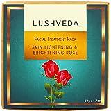 Facial Treatment Pack- Skin Lightening & Brightening Rose