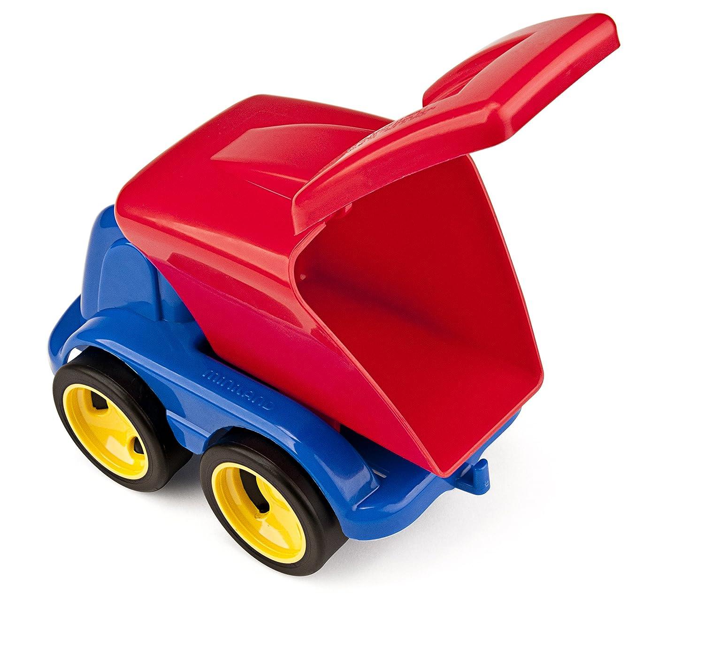 Miniland - Minimobil Dumpy, camión reciclaje en estuche ...