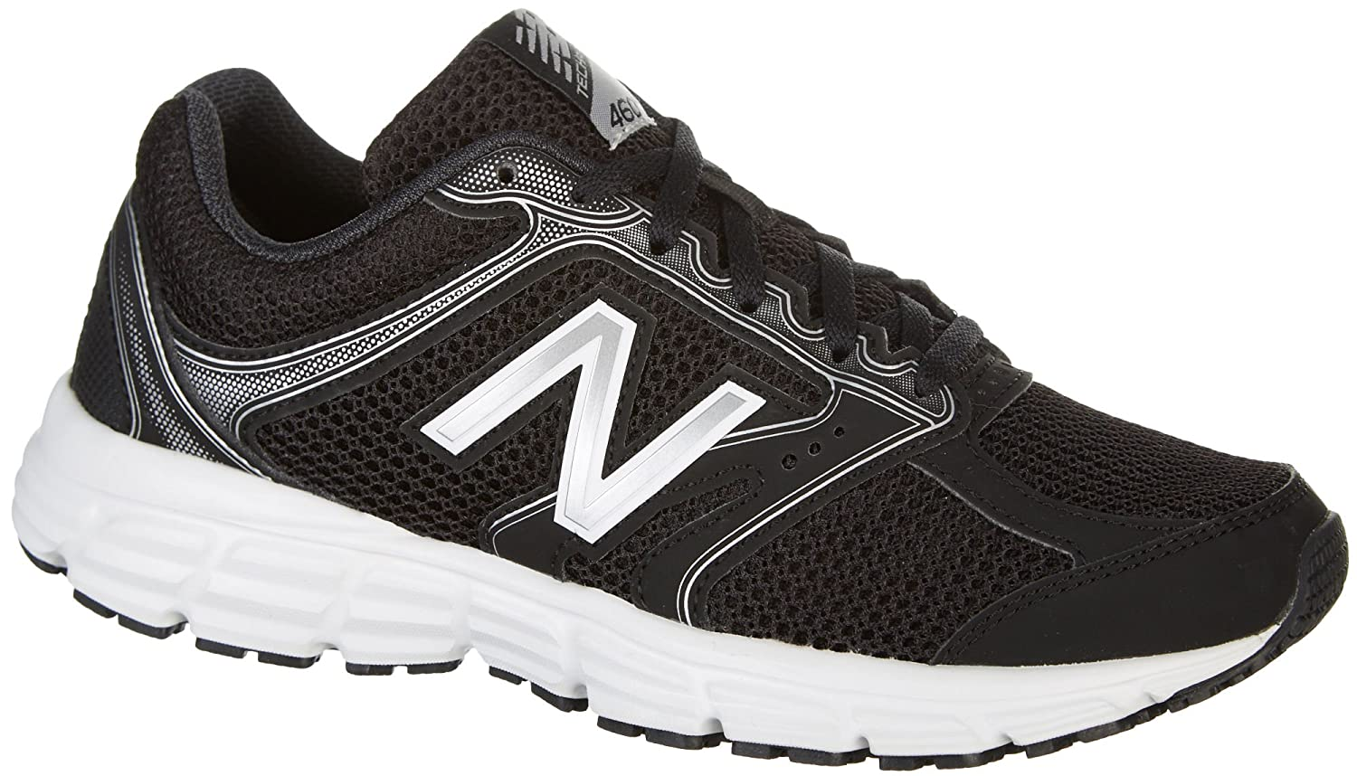 New Balance Women's 460v2 Cushioning B01MU4CMVA 10 B(M) US|Black