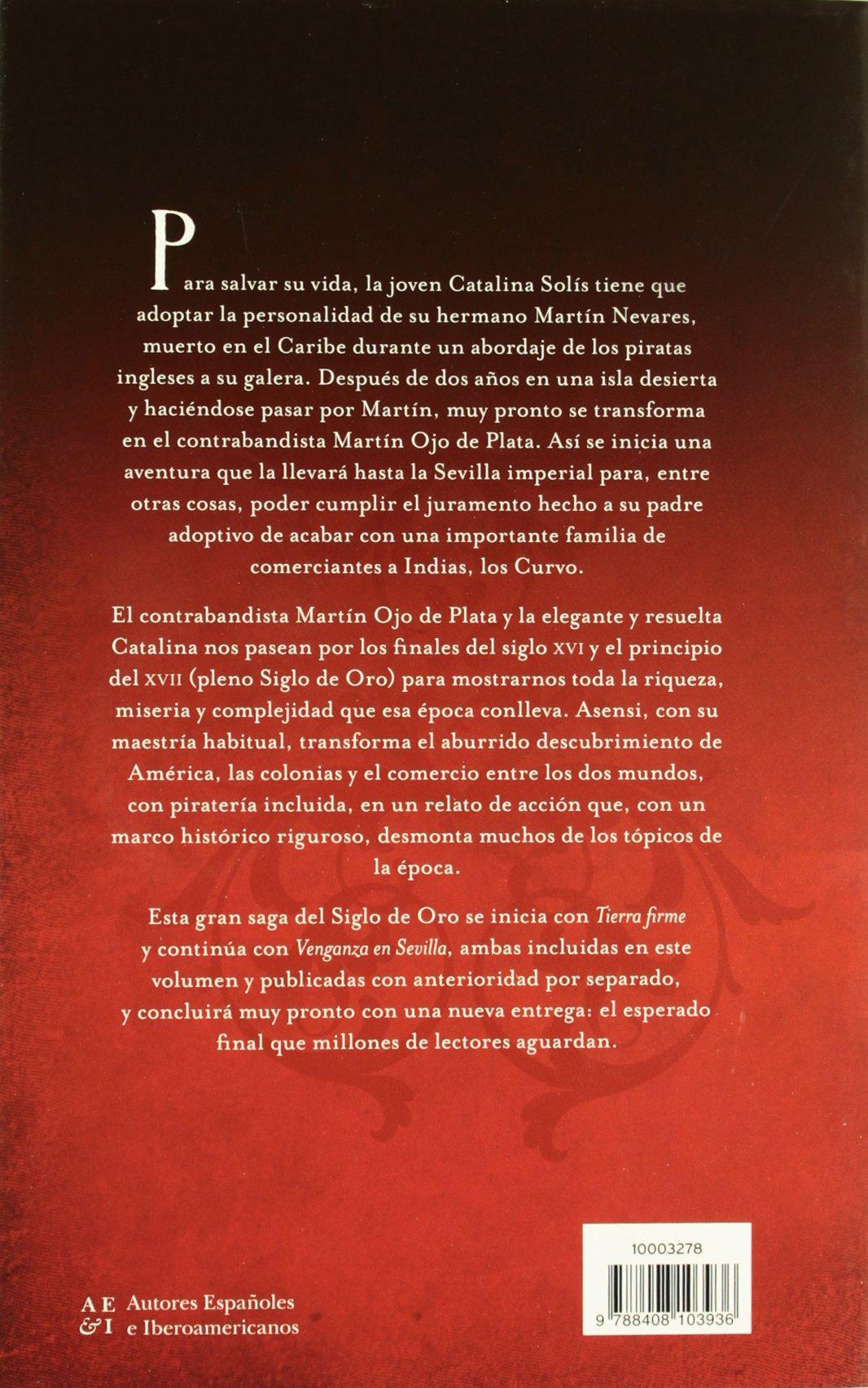 Martín Ojo de Plata: la gran saga del Siglo de Oro venganza ...