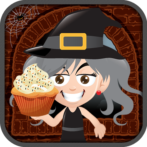 Halloween Cupcake Cafe Game