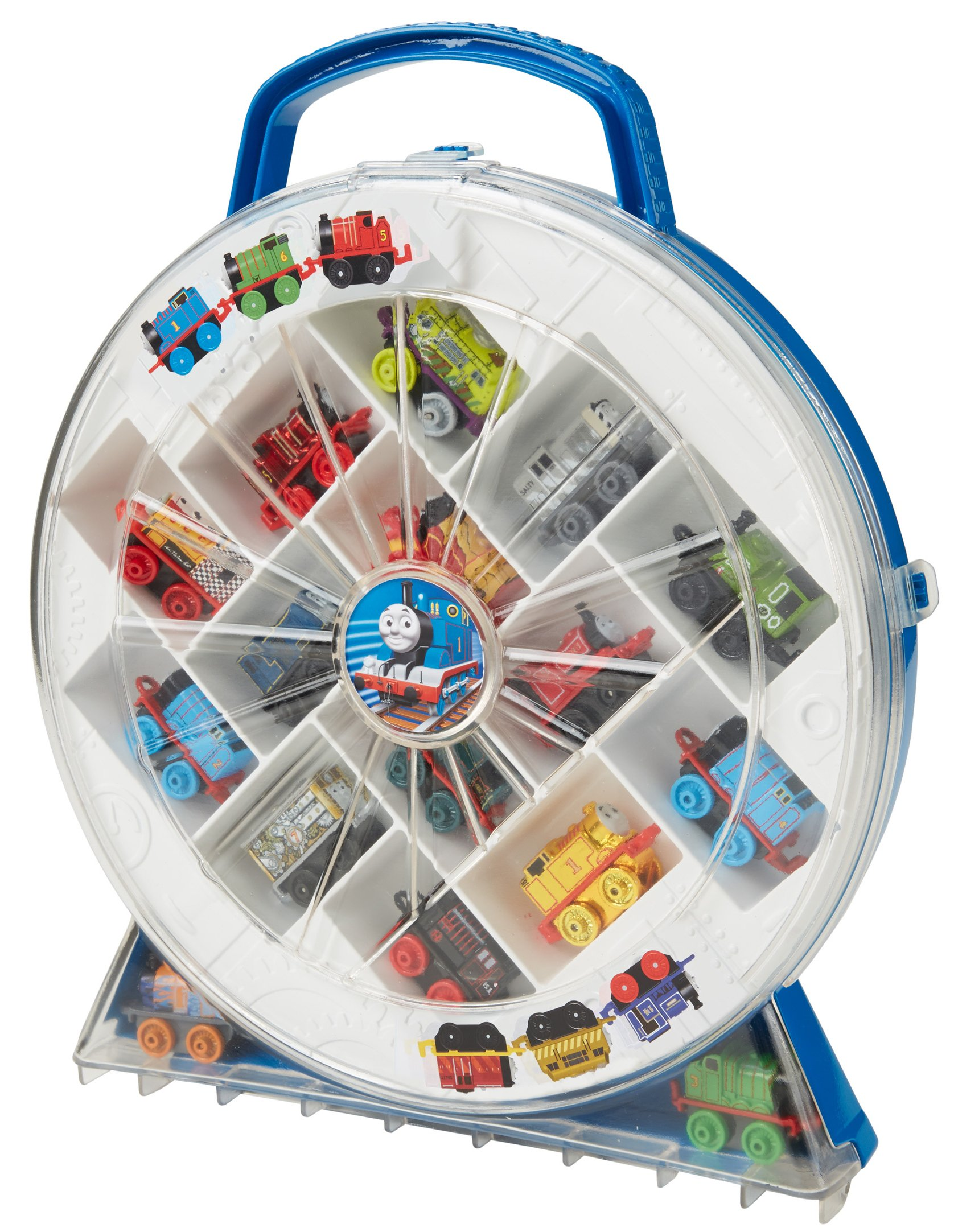 Fisher-Price Thomas The Train Minis Collector's Play Wheel 10