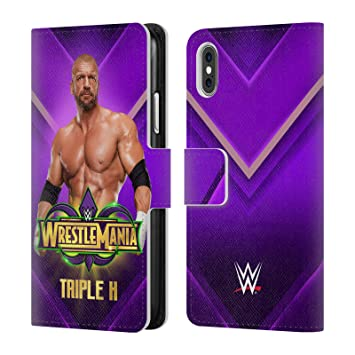 iphone x coque wwe