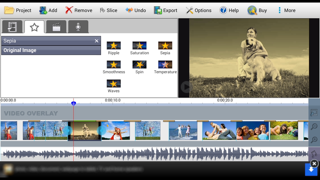 VideoPad Video Editor Free: Amazon.com.br: Amazon Appstore