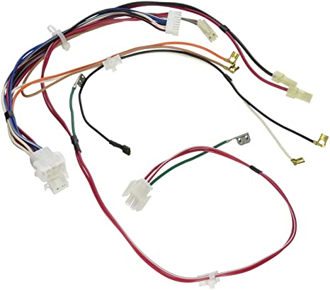 amazon com genuine frigidaire 134394400 dryer wire harness home  dryer wiring harness #5