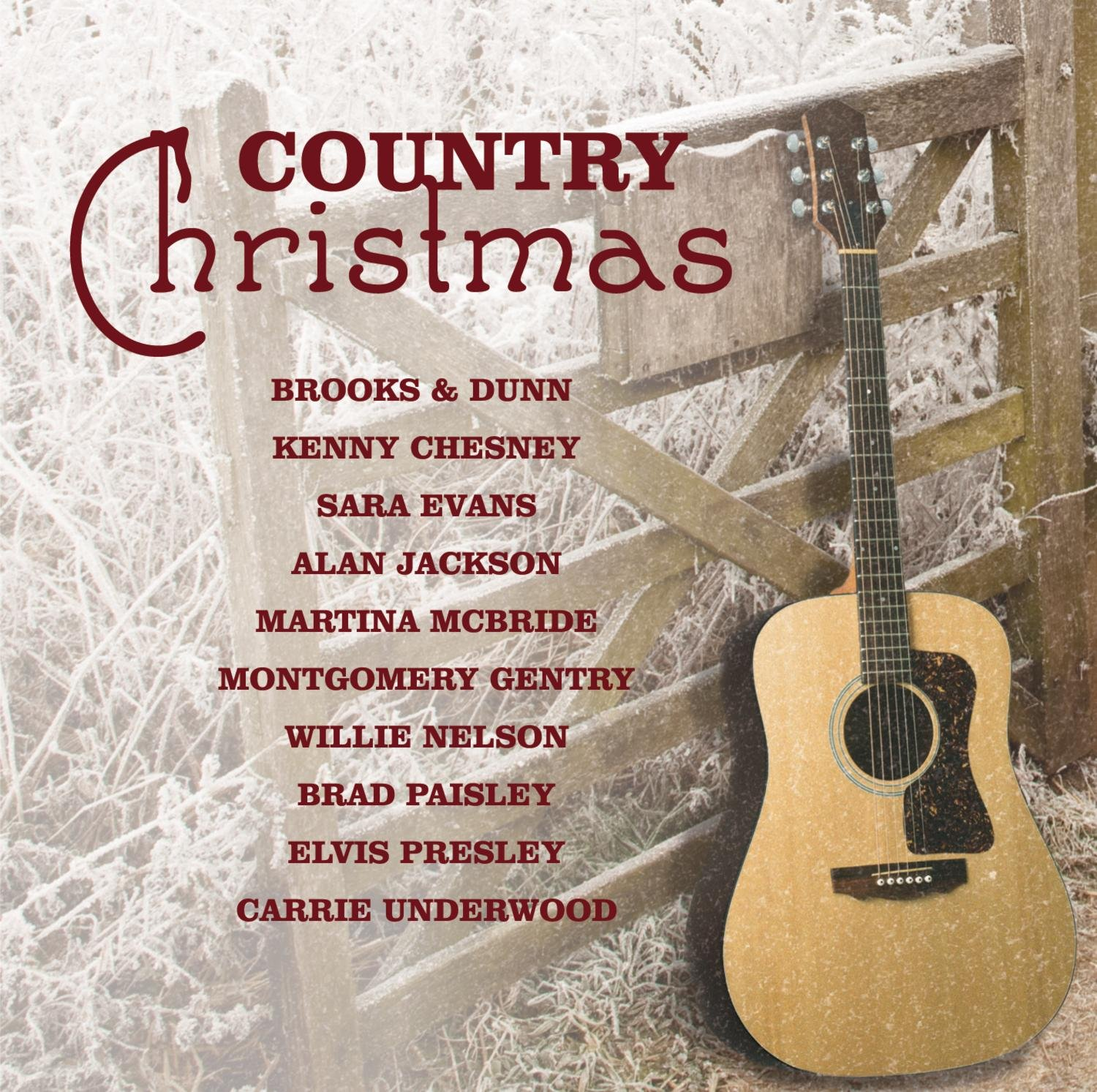 Various Artists - Country Christmas - Amazon.com Music