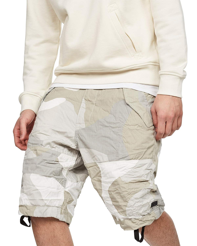 Vellidte Amazon.com: G-Star Men's Rovic Loose 1/2 Shorts Milk/Industrial IU-86