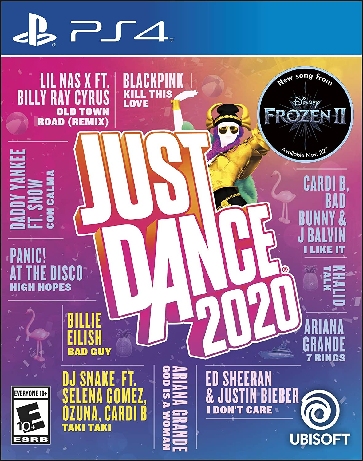 Psn November Free Games 2020.Amazon Com Just Dance 2020 Playstation 4 Standard Edition