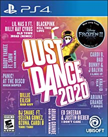 Amazon.com: Just Dance 2020 - PlayStation 4 Standard Edition ...