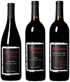 "Oregon & Washington ""Red Hot Trio"" Wines Bundle"