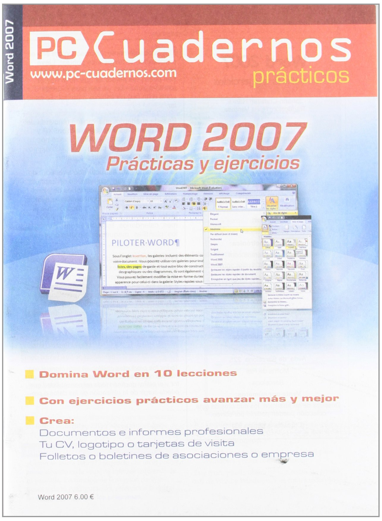Word 2007: 9782915605891: Amazon.com: Books