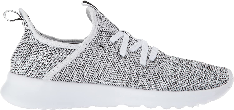 adidas Damen Cloudfoam Pure Laufschuhe, Schwarz/Weiß Weiß Weiß Schwarz