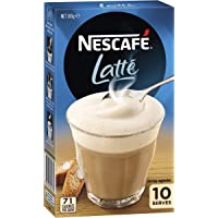 NESCAFÉ Latte Coffee Sachets 10 Pack
