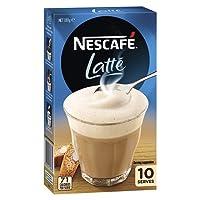 NESCAFÉ Latte 10 Pack