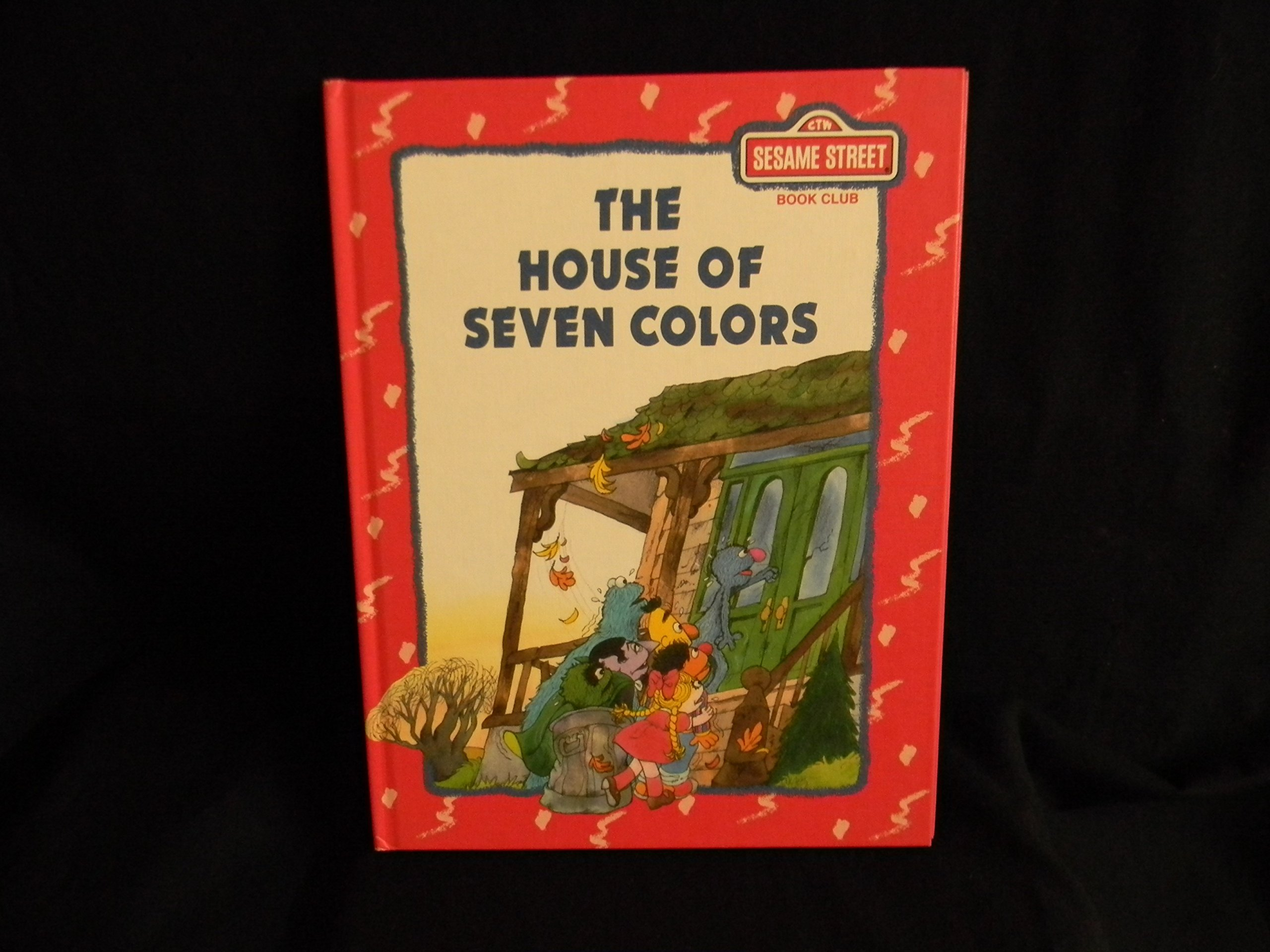 The house of seven colors sesame street book club madeline sunshine amazon com books