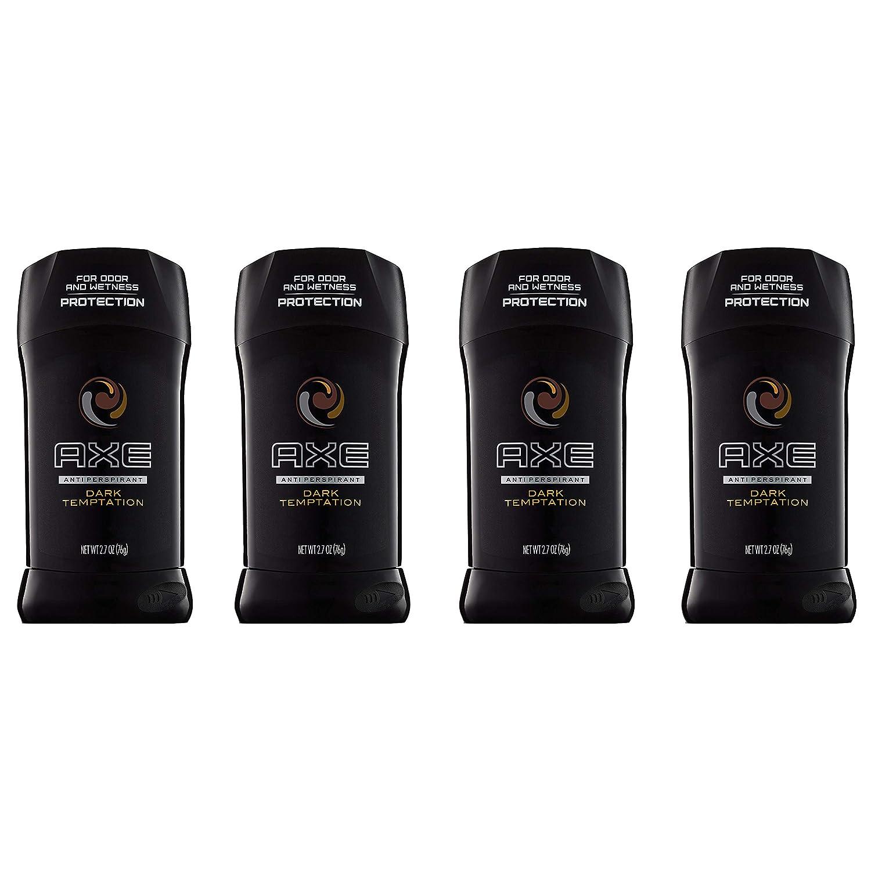 AXE Dark Temptation Antiperspirant Deodorant Stick, 2.7 Ounce (Pack of 4)