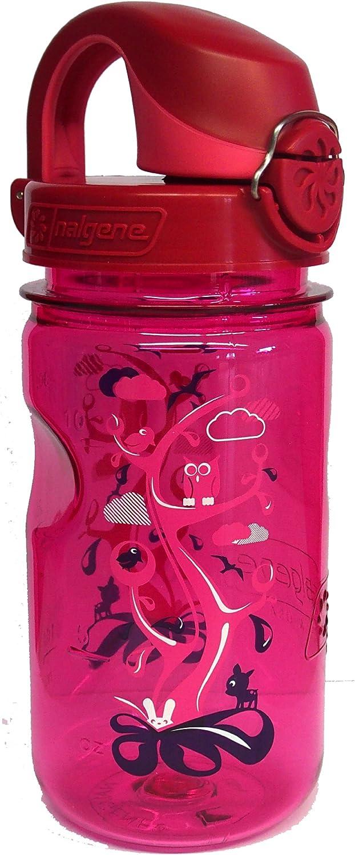 Nalgene Trinkflasche Everyday Otf Kids - Botella de agua para bicicletas, 0.35 L