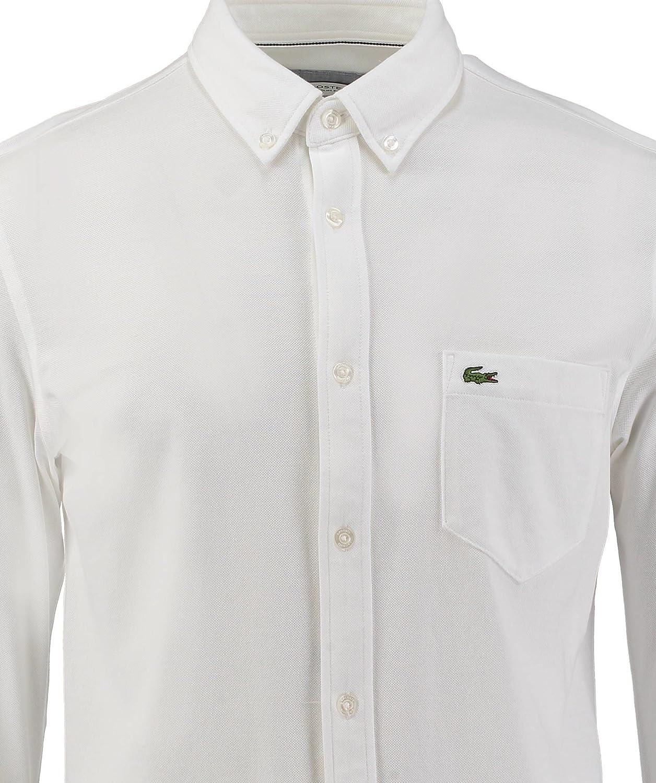 Lacoste Camisa para Hombre: Amazon.es: Deportes y aire libre