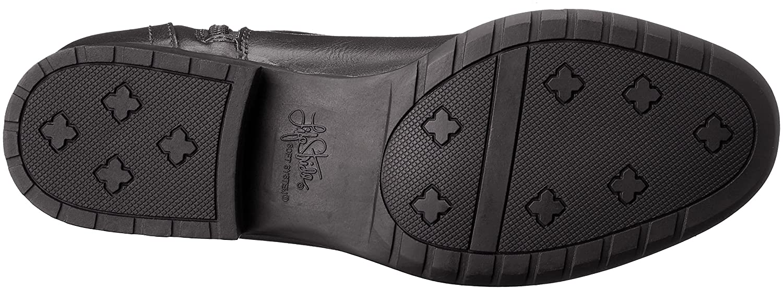 LifeStride Women's 9 X-Must Riding Boot B01HD3N0YE 9 Women's B(M) US|Black Tumbled bac5e3